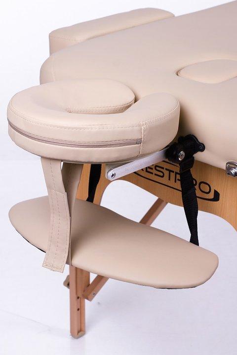 Massagebänk Memory 2 (Beige)