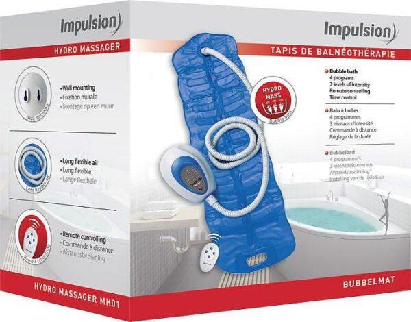 Bubbelmatta Hydro Massage Impulsion
