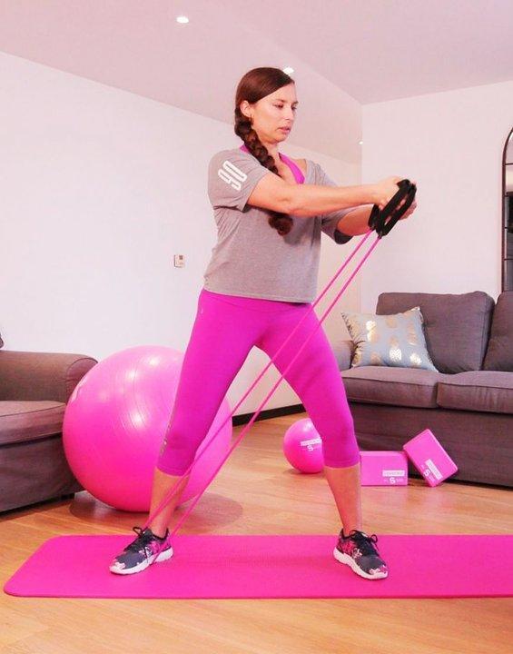 Träningskit: Balance & Pilates
